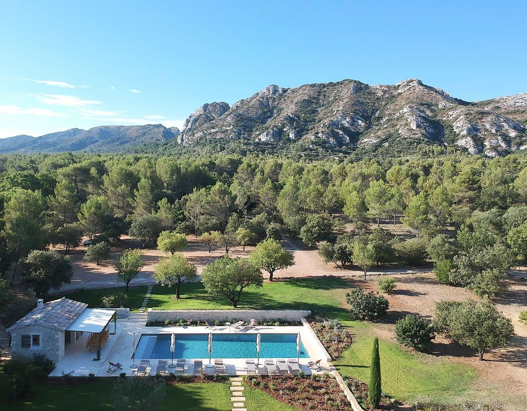 Provence villa luxe vacances alpilles21