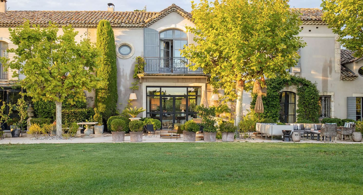 villa luxe location vacances alpilles15