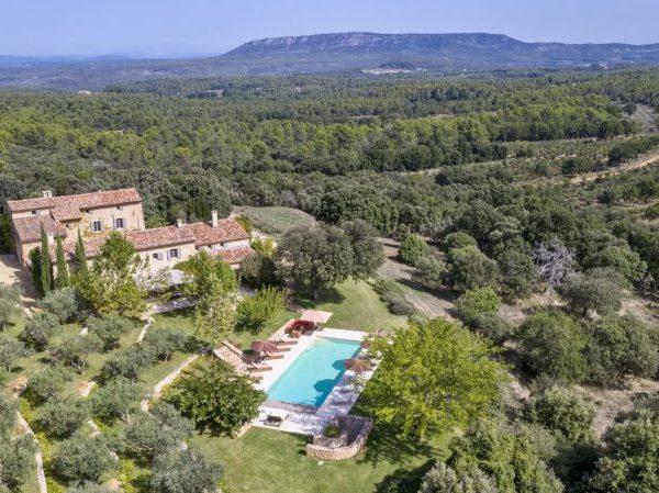 domaine charme vacances Provence