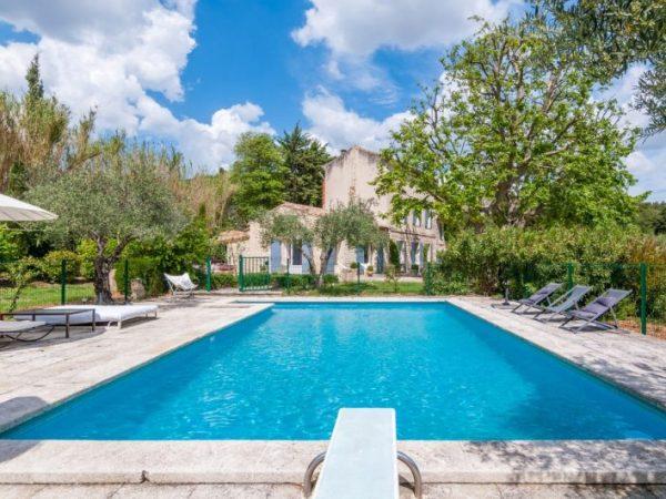 villa vacances à louer Provence