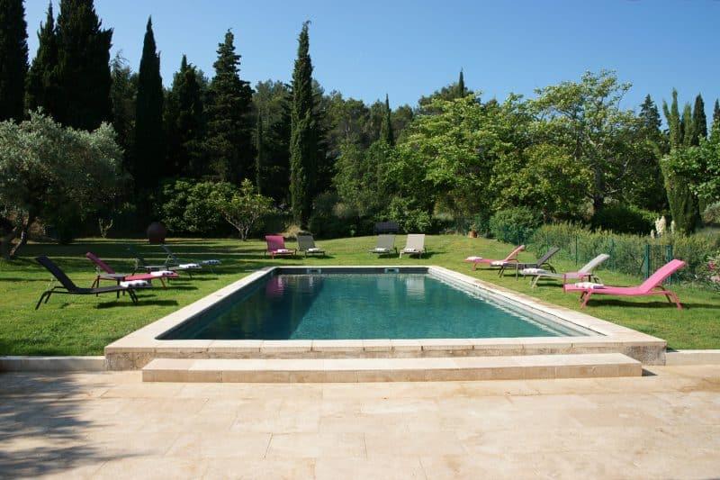 villa vacances luxe provence